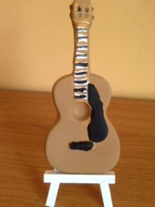 Little Miss Sunshine's guitar